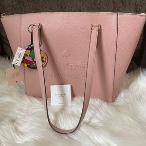 Kate Spade Bag Tote Leather Large